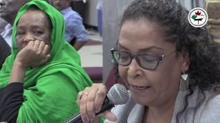 الجزء الثالث من ندوة الاستاذ صلاح شعيب عن تحديات المرحلة الانتقالية في السودان