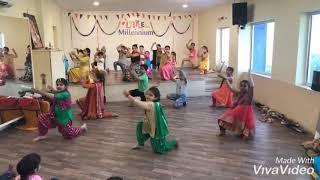 Baisakhi Dance performance