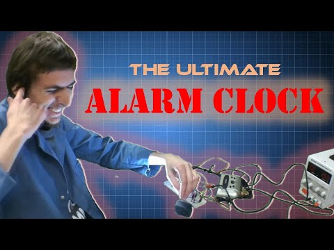 Making an Alarm Clock Louder than a Fire Alarm!