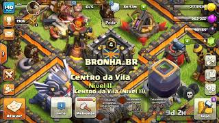 Clash of Clans Farme de 1.000.000 de ouro 😎😎😎