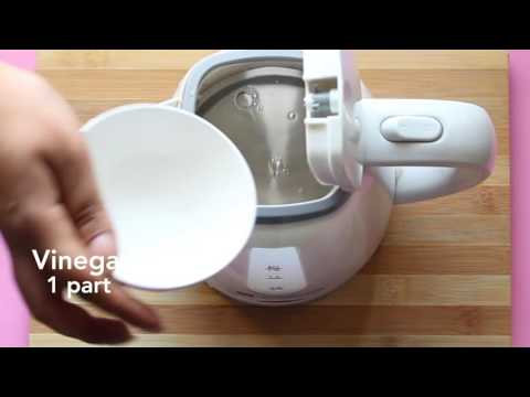 Daily DIY Home-Cleaning Electric Kettle