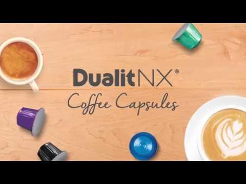 Topmoderne How to use Dualit NX® Coffee Capsules - YouTube RO-13