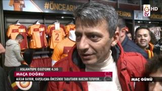 Maç Günü   Akhisarspor Maç Önü (8 Aralık 2017)