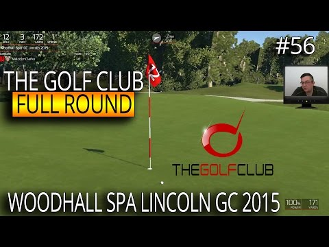 The Golf Club | Woodhall Spa Lincoln GC (2015 version)  | Going for Course Record