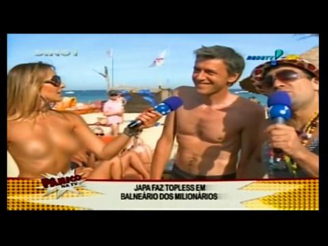 Pânico na TV Sabrina Sato em Saint Tropez thumbnail
