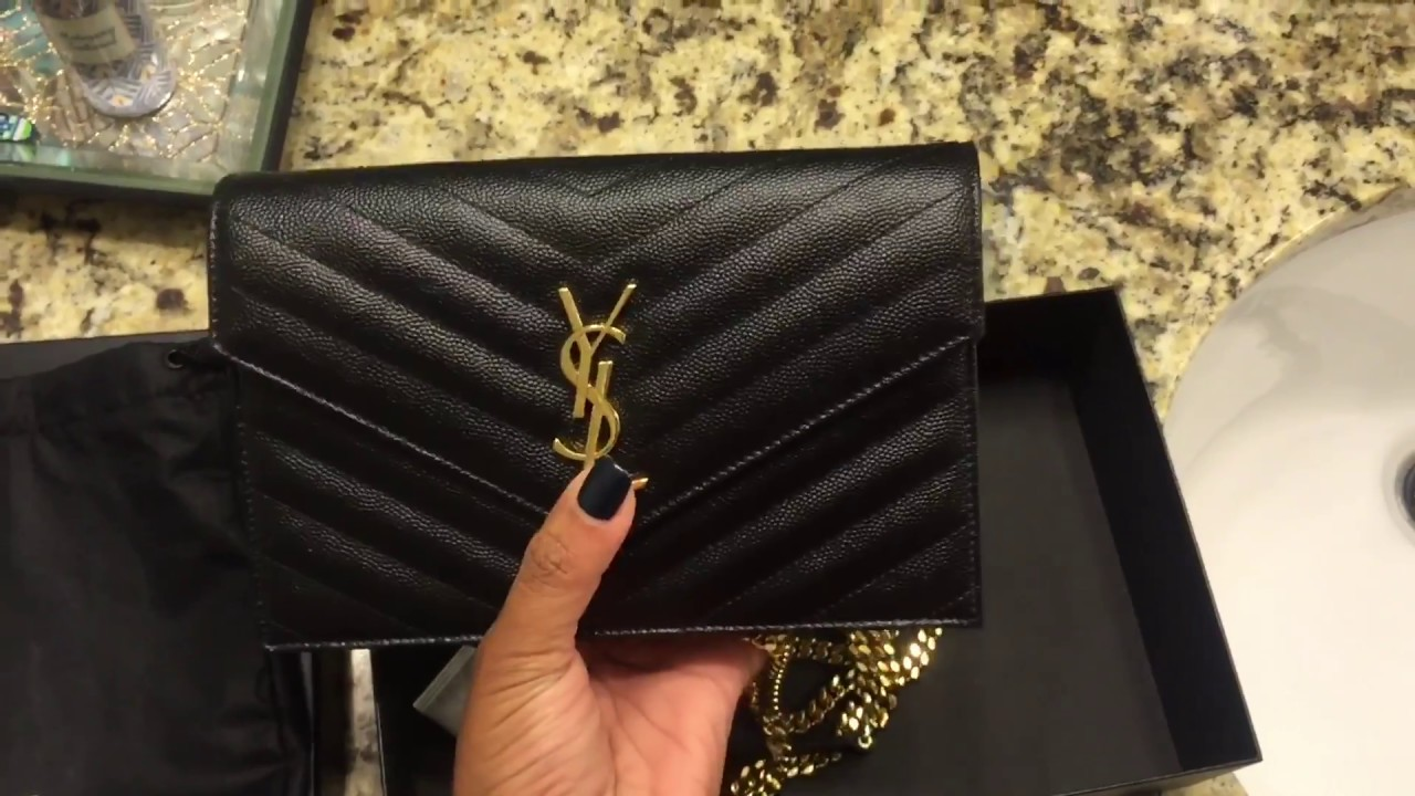 93b4ee862 Ysl Chain Wallet Review | Stanford Center for Opportunity Policy in ...