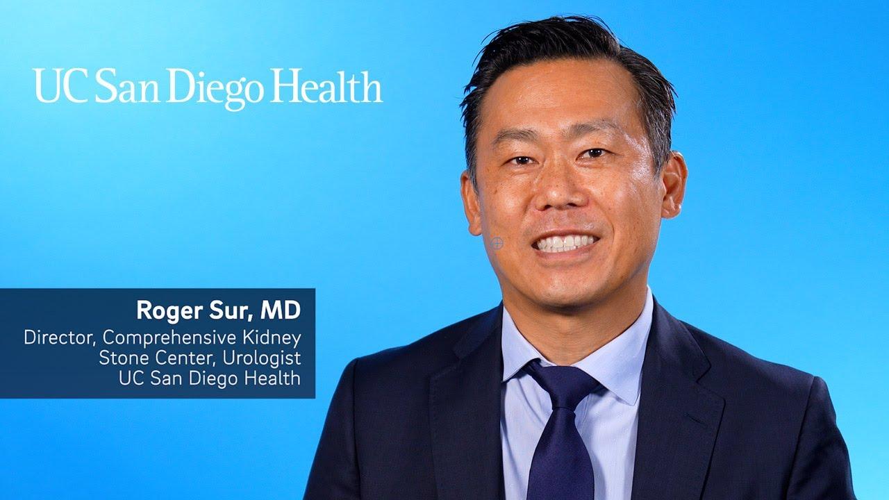 Download Meet Dr. Roger Sur, MD: Urologist