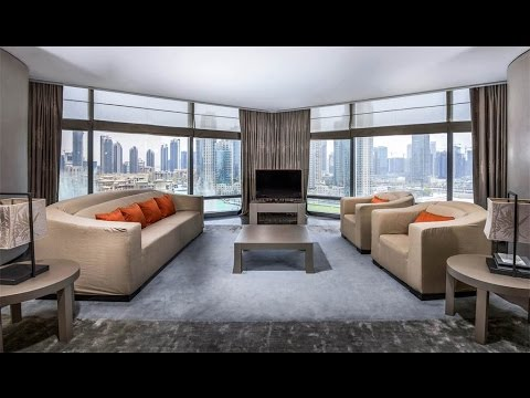 Exclusive Armani Residence in Dubai, United Arab Emirates