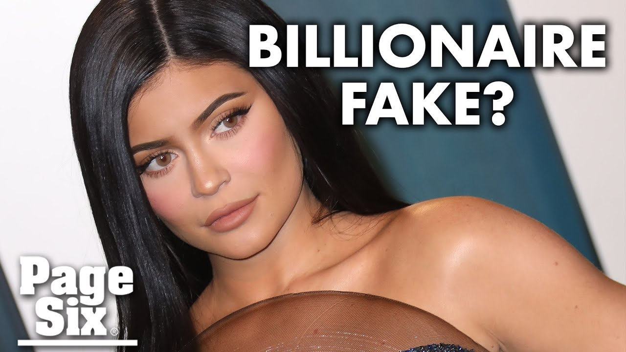 Kylie Jenner in row with Forbes over billionaire status