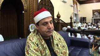 Sheikh Hajjaj Ramadan Al Hindawi - Atyaboul Massadjid Saint-Pierre 14 09 2013