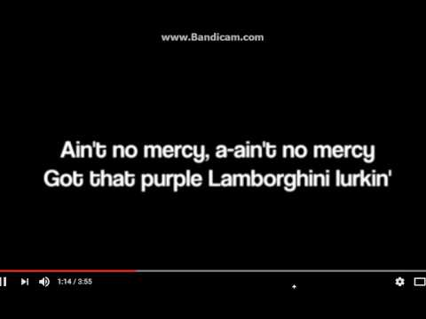 Purple Lamborghini (lyrics)