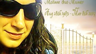 "Allen Musser "" More Than a Memory"" Rap/R&B Full Song Rip Missy Musser"