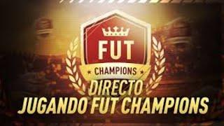 DIRECTO - DE FUT CHAMPIONS CON SUSCRIPTORES EN DIRECTO!!!!!!!