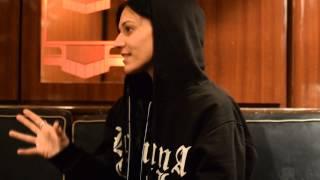 Cristina Scabbia - My Cute Italian Accent