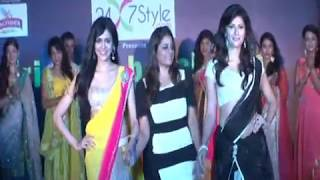 Rahul Roy In The Super Glam Fashion Show