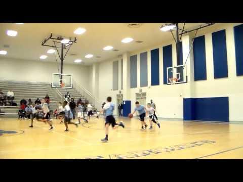 Dorman Developmental League-Team Burgess 5th and 6th grade (White Jersey) 2-1-2014 Mp3