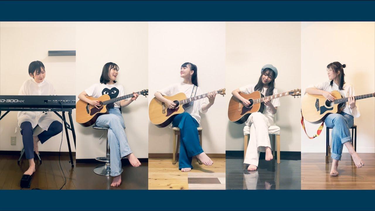 パラボラ / Official髭男dism【歌詞付】「カルピスウォーター」CMソング|Cover|FULL|MV|PV|ヒゲダン