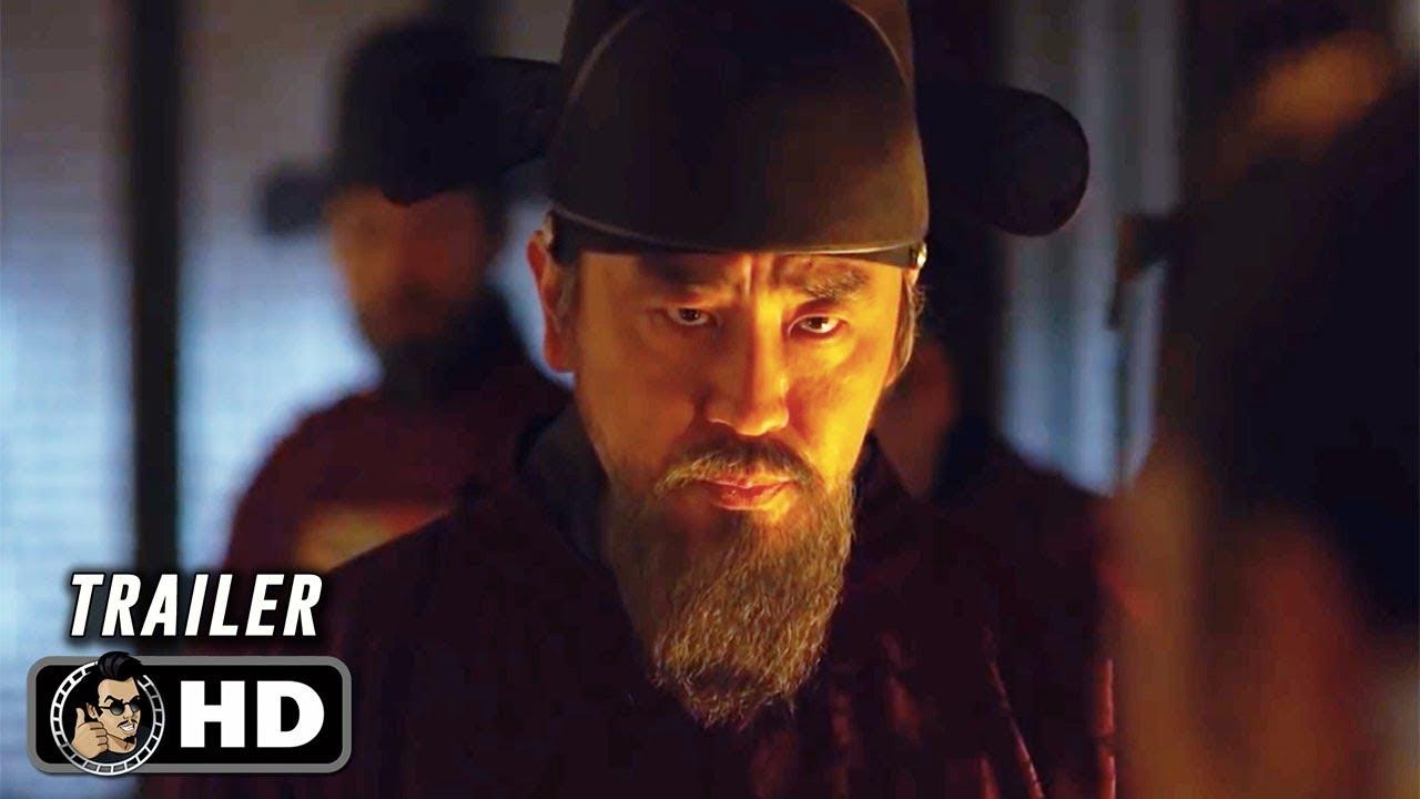 KINGDOM Official Trailer (HD) South Korean Drama Series