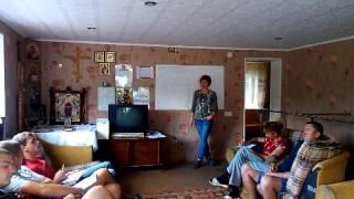 Работа психолога в Донецком реабилитационном центре для наркоманов.