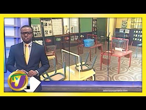 Basic School Struggles Under Pandemic in St. Catherine, Jamaica   TVJ News