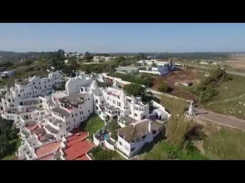 Video aéreo de la Punta Ballena, Uruguay desde lo Alto