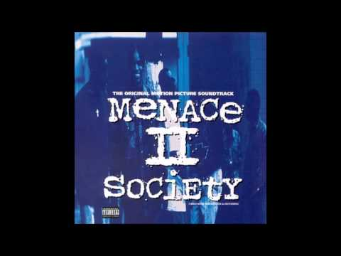 MC Eiht - Straight Up Menace (Ost.Menace II Society) (Audio)