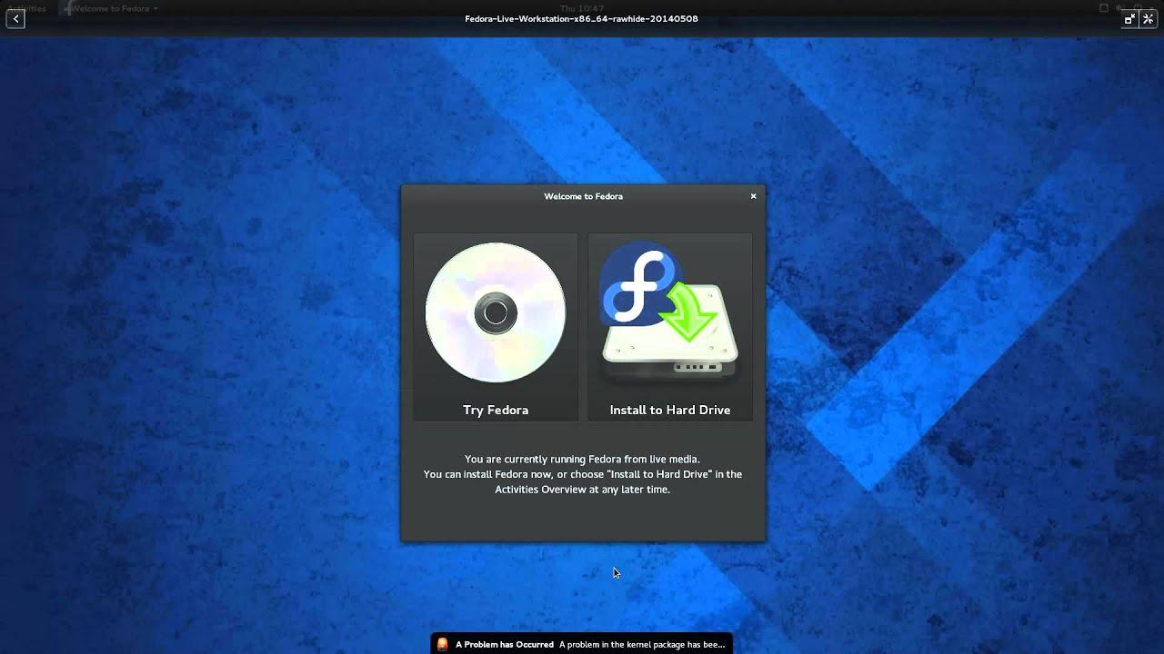 Fedora 21 Workstation video demoed - YouTube