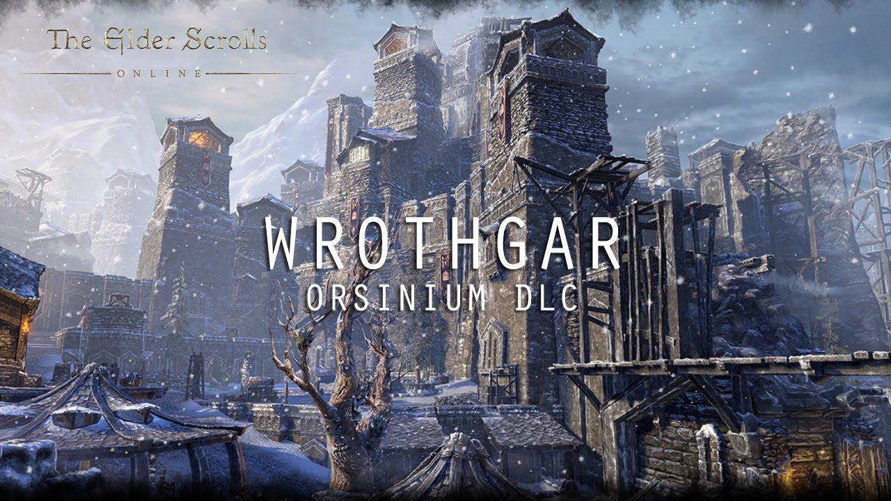 ESO Minis - Wrothgar - Verzwickt im Steinbruch / Quarry Conundrum ...