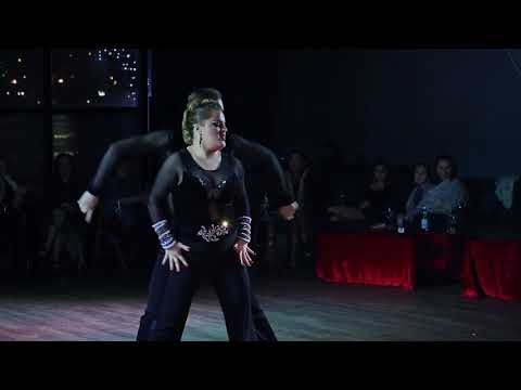 New Year Party/Ча-ча-ча. Анастасия Винокурова - Александр Дегтярёв