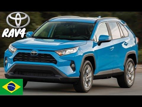 New Toyota RAV4 2020 to be Hybrid in Brazil | All Details | Top Cars