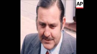 SYND 17 6 77 SOUTH AFRICA FOREIGN MINISTER PIK BOTHA MEETS IAN SMITH IN SALISBURY