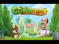 GARDENSCAPES - Level 835 Gameplay iOS/Android