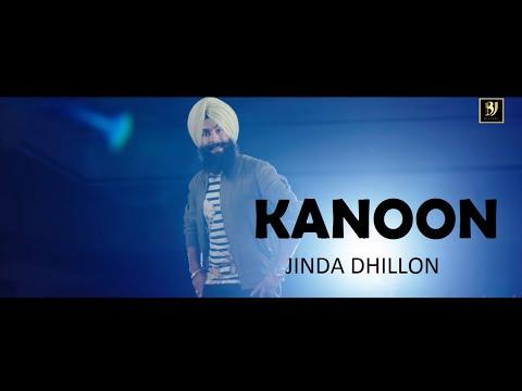 Kanoon || Jinda Dhillon || Bj Recordz || Latest Punjabi Song 2016