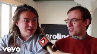 Bombay Bicycle Club - Toazted Interview (part 1)