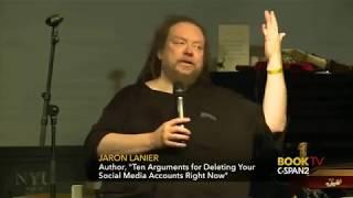 10 Reasons to Get Off Social Media - Jaron Lanier