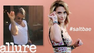 Paris Jackson Tries 9 Things She's Never Tried Before | Allure
