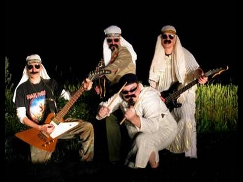 Arabic Heavy Metal Instrumental Music/ Middle Eastern Hard Rock 2016