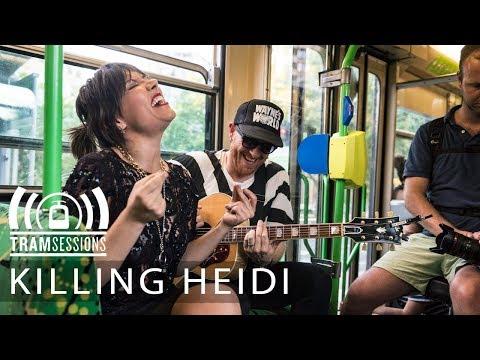 Melbourne Music Week   Killing Heidi - Calm Down   Tram Sessions