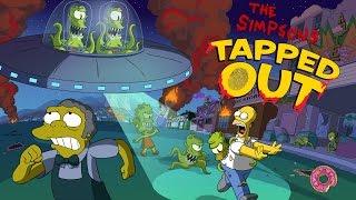 The simpsons! Симпсоны! Tapped out! Серия 66! Вперед в щекотки и царапки! Прохождение