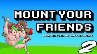 The FGN Crew Plays: Mount your Friends #2