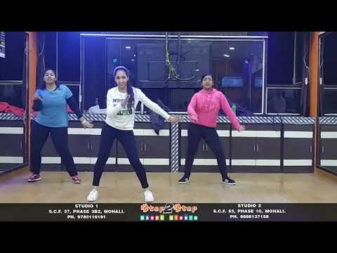 Illegal Weapon 2.0 | Street Dancer 3D | Girls Dance | Easy Steps | Choreography By Step2Step
