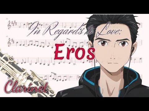 In Regards to Love: Eros - Yuri!!! on Ice (Clarinet)