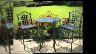Www.wrought Iron-patio Furniture.com - Wrought Iron Outdoor Furniture Sale!