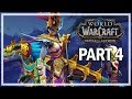 World of Warcraft Battle for Azeroth - Let's Play Part 4 - Blood Trolls
