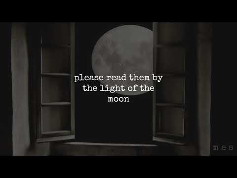 Words | Gregory Alan Isakov | Lyrics ☾☀