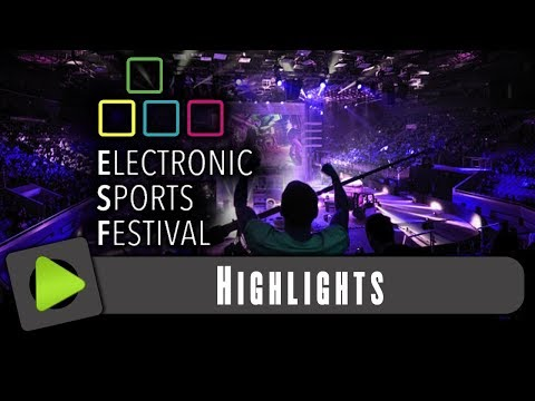 ELECTRONIC SPORTS FESTIVAL 🎮 E-Sport Event in Vienna
