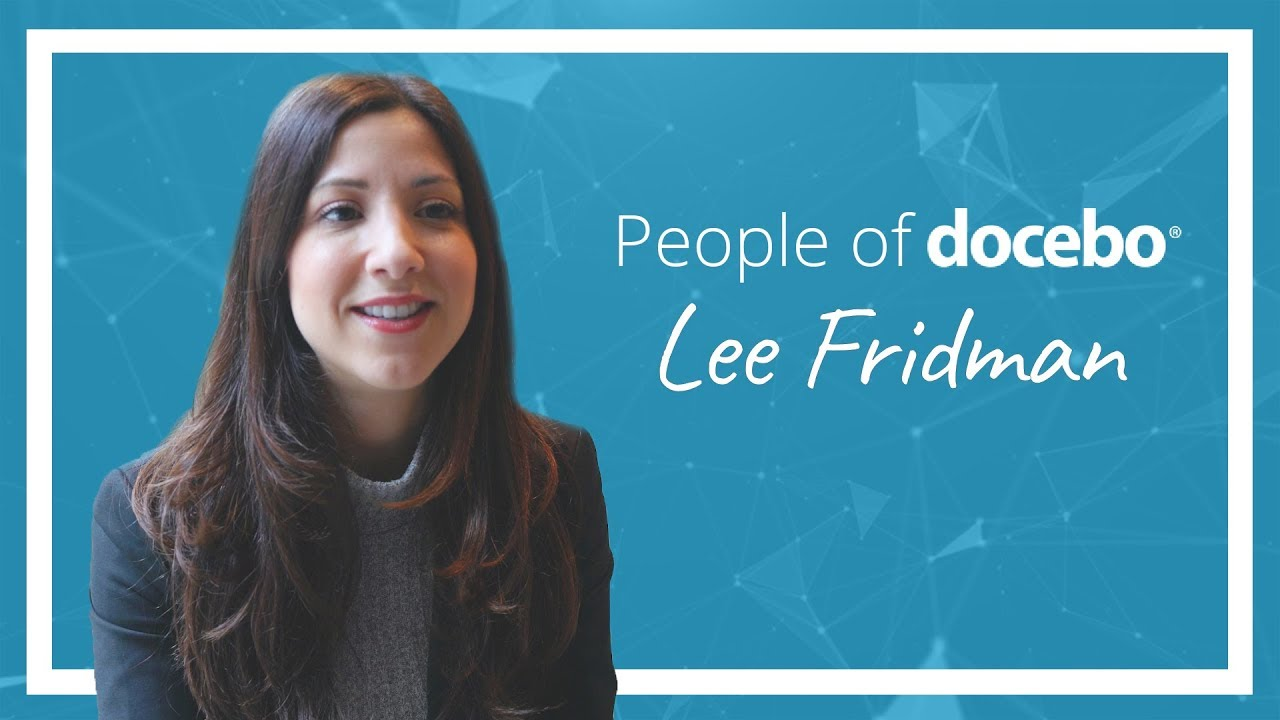 People of Docebo | Lee Fridman