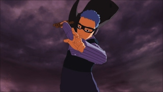 naruto ninja storm 4 road to boruto pc mod 60 fps chojuro 6th mizukage moveset mod gameplay 1080p