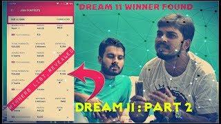 Dream 11 Part 2 | Winners Revealed | Rapscot Shorts