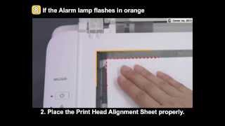 PIXMA MG2420/MG2520: Printing shifts from the correct position